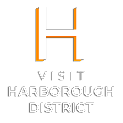 Visit Harborough Logo